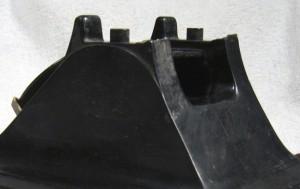 View of Broken Cradle Ears